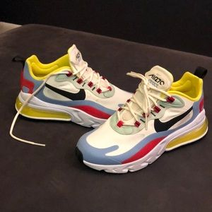 Nike Air Max 270 react. Like New.
